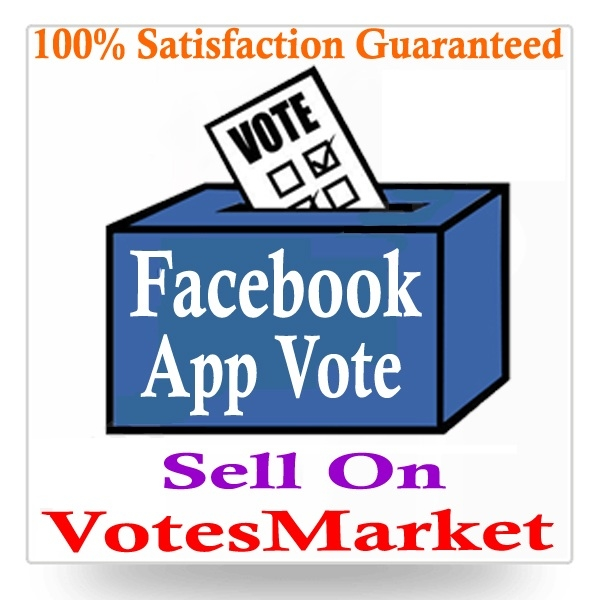 Buy Facebook-Votes