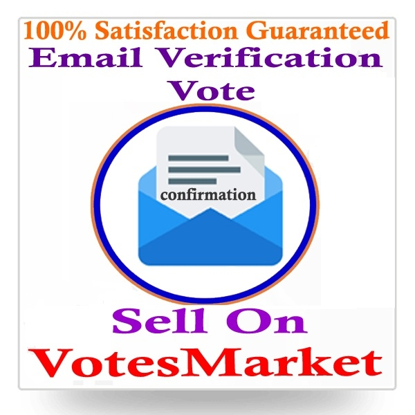Email-Verification-Vote