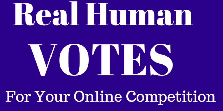 real human votes