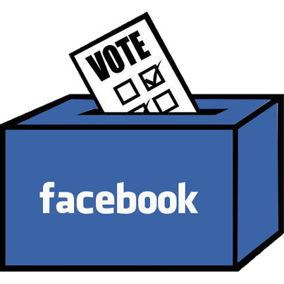 Image result for facebook contest votes